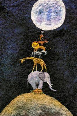 A qué sabe la luna ? - A taste of the moon? @ El Búho Lector