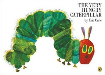 The very hungry Caterpilla - Cuentacuentos en inglés @ El Búho Lector | Oviedo | Principado de Asturias | España