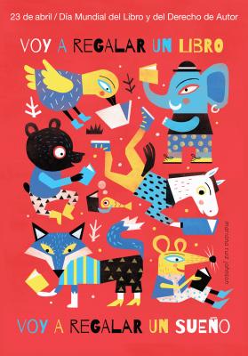 Día del Libro @ El Búho Lector | Oviedo | Principado de Asturias | España